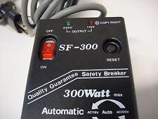 300 Watt 110v 220v Voltage Converter 110-220 Volt Up Down Power Transformer 300W
