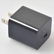 USB Power Charger CCTV HD 1080P 8GB DVR Hidden Camera Video Audio Surveillance