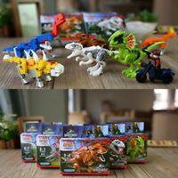 Kids Children 3D Dinosaur Intelligence Developmental Puzzle Assembly Cute Toys
