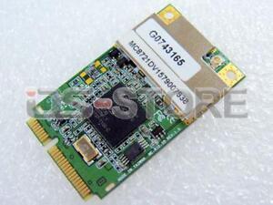 Yuan MC-872-1D MC8721D Mini PCI-E HD TV Card tuner DVB-T DiB7700 Hybird Software
