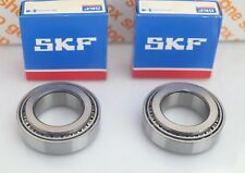 VAUXHALL,OPEL F10 F13 F15 F17 GEARBOX DIFF PAIR OF BEARINGS SKF REPLACE 90113108