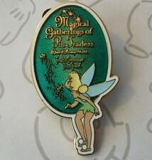 Tink's Summer Pin Quest Disney WDW Magical Gatherings Traders Logo Tinker Bell