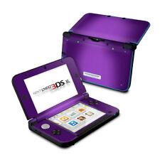 Nintendo 3DS XL Skin - Purple Burst - Decal Sticker DecalGirl