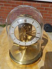 Vintage JUNGHANS ATO anticlimatic électrique en verre en forme de dôme horloge de travail