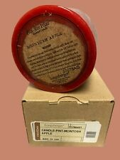 Longaberger Pint Size Mcintosh Apple Candle New