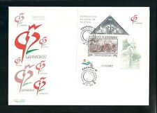 Spain First Day Cover Year 1992 EDIFIL 3195 en Sobre Primer Día