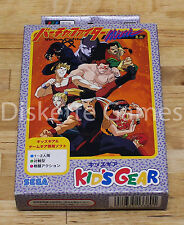 VIRTUA FIGHTER MINI - SEGA GAMEGEAR GG GAME GEAR - NTSC JAPAN - JAP