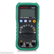 MASTECH MS8239C Digital Multimeter AC DC Voltage Current Capacitance Frequency