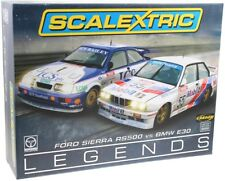 Scalextric C3693a Touring Cars Legends Ford Sierra Rs500 BMW E30