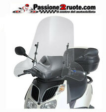 paravento parabrezza windscreen givi 105a staffe aprilia sportcity 125 200 250
