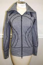 Lululemon SIMPLY  Warm Grey JACKET  Size 6 (ja100)