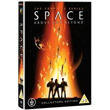 """SPACE ABOVE AND BEYOND COMPLETE SERIES COLLECTION 6 DISCS DVD BOX SET """"NEW"""""""