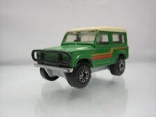 Diecast Matchbox Landrover Ninety 1987 Green Good Condition