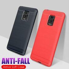 For Xiaomi Redmi Note 9S 7 Pro 8Pro 6 9 Pro Case Carbon Fiber Shockproof Cover