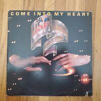 USA European Connection Come into My Heart Vinyl NM Vinyl LP VG Cover 1978