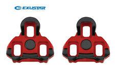 Exustar ARC-R2 Look Keo Road Cleats Red