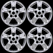 "4 Chrome 2007-16 Toyota Tundra Sequoia 18"" Wheel Skins Hub Caps Alloy Rim Covers"