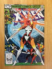Uncanny X-MEN 164 VF/NM (9.0) 1st Binary Carol Danvers Captain Marvel 1982