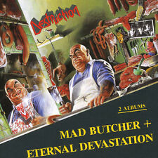Destruction - Mad Butcher/Eternal Devastation [New CD]
