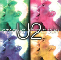 CD  U2 ‎– Staring At The Sun  Island Records ‎– CID 658 Europe 1997 Sealed