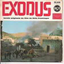 EP 4 TITRES--BOF/OST EXODUS--ERNEST GOLD