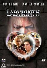 Labyrinth - DVD - Fantasy Movie Jim Henson - David Bowie - COLLECTORS EDITION R4