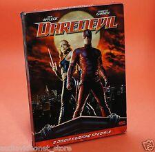 DAREDEVIL DVD EDIZIONE SPECIALE 2 DISCHI Ben Affleck Jennifer Garner