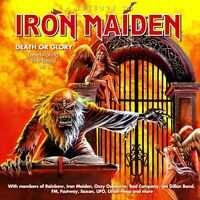 A TRIBUTE TO IRON MAIDEN-DEATH OR GLORY (CELBRAT  CD NEW+