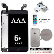OEM For iPhone 6 Plus 6S Plus 6S  Touch LCD Screen Digitize Home Button Camera