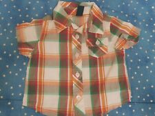 Boy's Shirt by Old Navy 3-6 Months. Multicolor Plaid