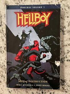 Hellboy Omnibus V # 1 Dark Horse Comics TPB Graphic Novel Seed Destruction J588