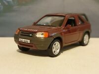 PERSONALISED LAND ROVER FREELANDER 1.38 DIECAST MODEL CAR NEW BOYS TOYS PRESENT