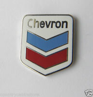 Chevron Oil Gas Fuel Lapel Pin Hat pin badge 1 inch in size