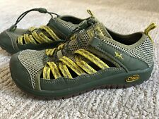 """Perfect! Boys Kids Chaco """"Outcross 2"""" Outdoor Water Hiking Shoes Us Youth Size 3"""