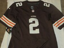 NFL Cleveland Browns Nike Jersey 2XL/XXL/XX-Large NWT!