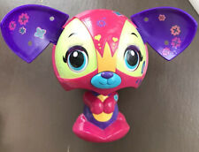 Zoobles Dazzle-Doo Catrina with Hair Accessories, Blinks when push nose- EUC!