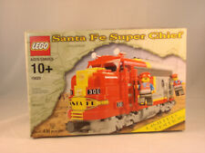 Lego Santa Fe Super Chief - LIMITED EDITION Sealed - #10020 - 2002