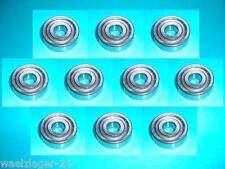 10 Rillenkugellager Kugellager 6004 ZZ 2Z 2ZR FAG / SKF