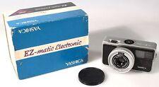 YASHICA E2-MATIC ELECTRONIC CAMERA W/ 37MM F2.8