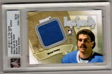 MICHEL GOULET 10/11 ITG Ultimate Days Gone By Game-Used Quebec Nordiques Jersey