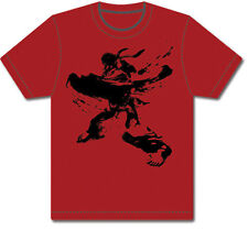 *NEW* Super Street Fighter IV Alpha Ryu Small (S) T-Shirt by GE Animation