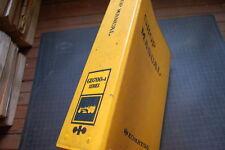 KOMATSU GD700-4 MOTOR GRADER Repair Shop Service Manual BOOK 1987 OEM overhaul