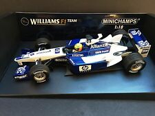 Minichamps - Ralph Schumacher - Williams - FW24 - 2002 - 1:18 - 2nd half of