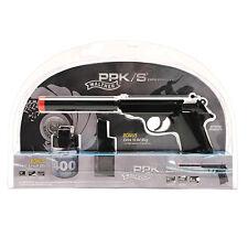 Umarex USA Walther Replica Soft Air PPK/S Operative Kit, Black