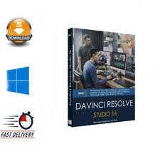 DaVinci Resolve Studio 16.2 ✔️5 PC✔Life Time✔️Windows✔️
