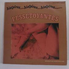 """33T FAROUK Disque Vinyle LP 12"""" HISTOIRES FESSETOYANTES - VYG 100609 F Reduit"""