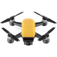 Dji 200927 Drone Cp.pt.000732 Spark Sunrise Yellow Retail