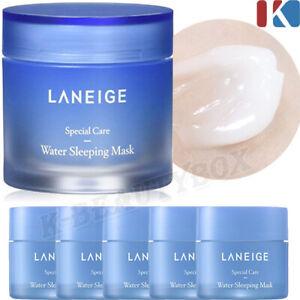 LANEIGE Water Sleeping Mask Overnight Skin Care Intensive Moisturizing Sleeping