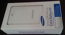 Original Samsung Galaxy S5  G900F Akku Ladestation mit Akku EB-KG900BWE-Weiß-NEU
