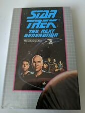 New ListingStar Trek Next Generation Collector's Edition Vhs Video Tape Brand New Sealed